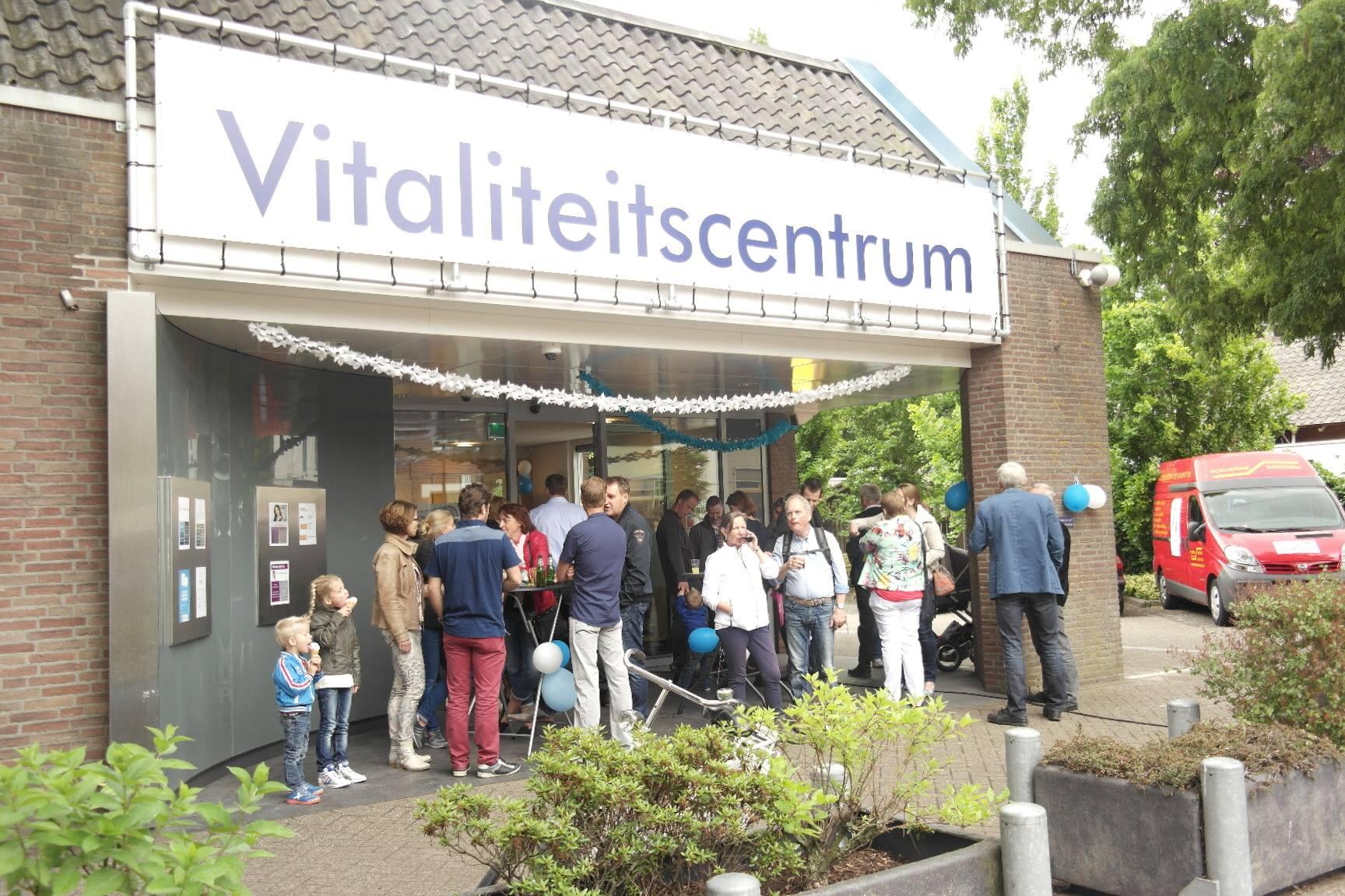 Opening Vitaliteitscentrum/ Praktijk voor Hypnotherapie Eline Kempers